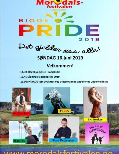 2019 Bigdepride